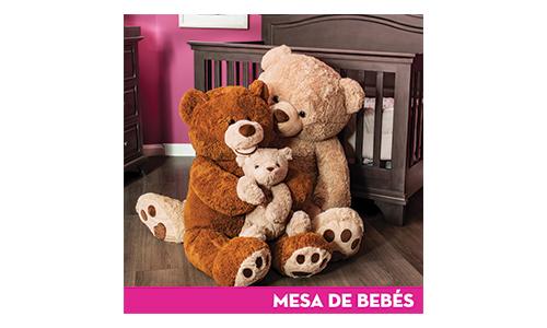 Mesa de Bebés